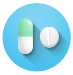 <p>药物影响</p>