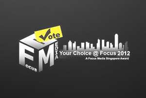 新加坡: Your Choice @Focus – Singapore PMEBs' Most Favourite Brand Award in Toothpaste